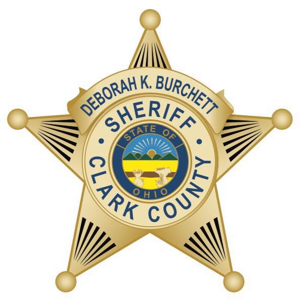 The seal of Clark County Sheriff Deb Burchett.