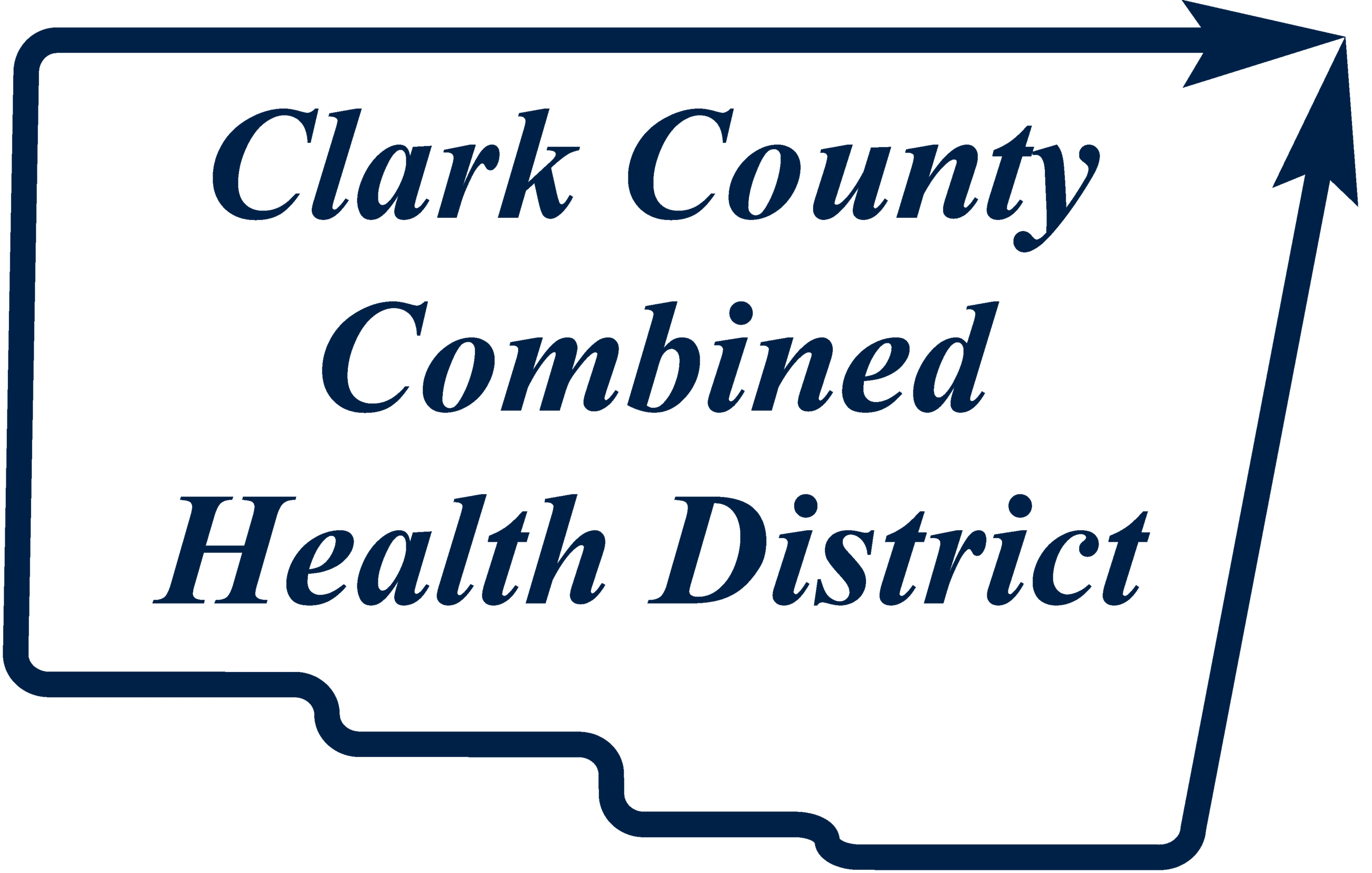 Clark County Combined Health District Logo