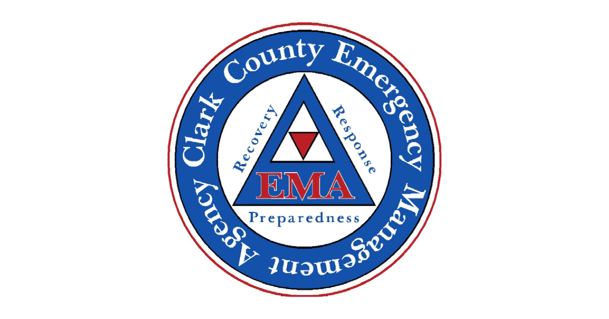 Clark County Emergency Management Agency logo