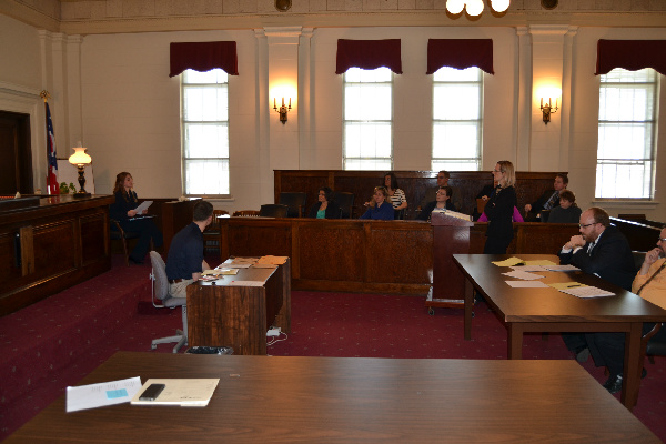 Courtroom Training